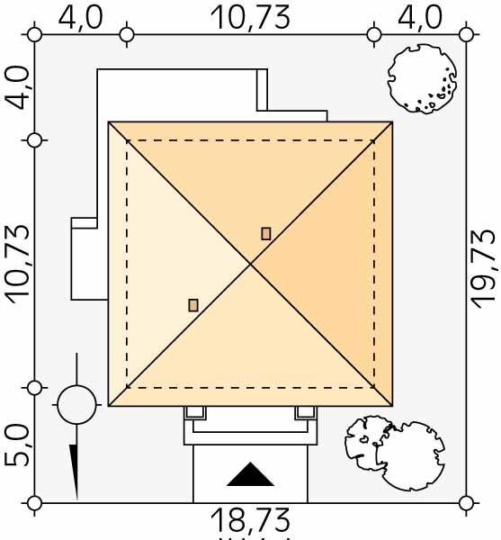 Планировка проекта 1-289