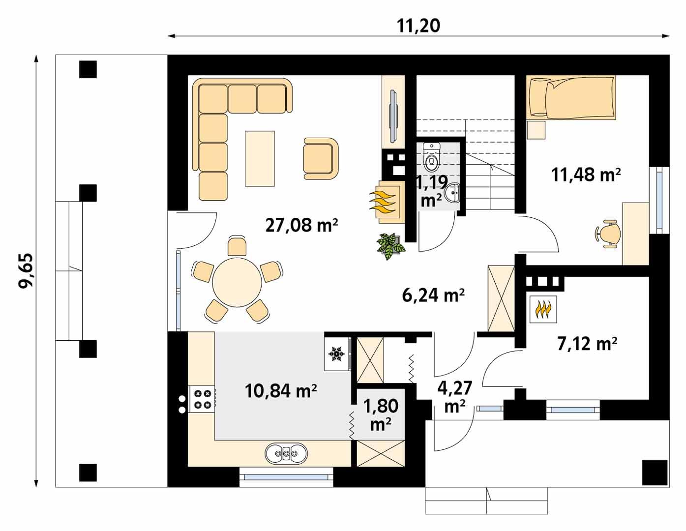 Планировка проекта 1-351