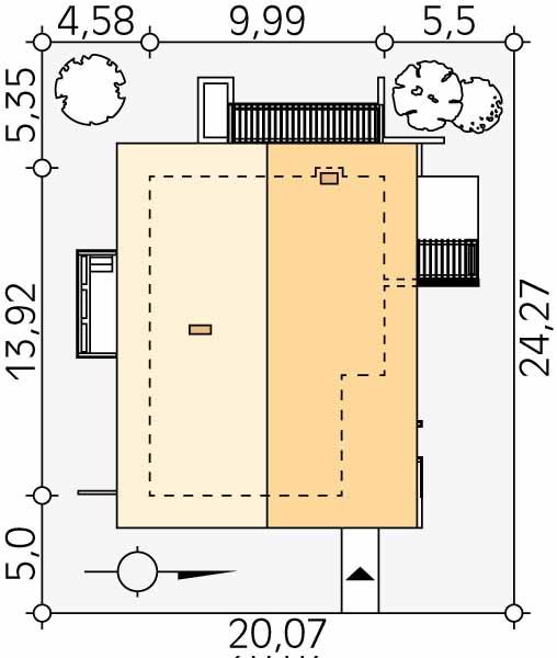 Планировка проекта 1-432