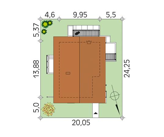 Планировка проекта 1-433