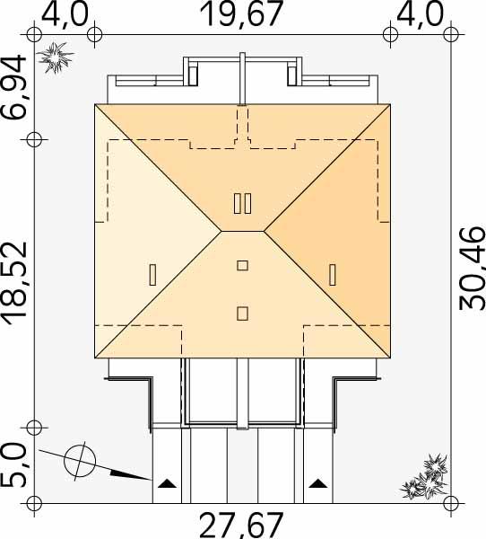 Планировка проекта 1-434