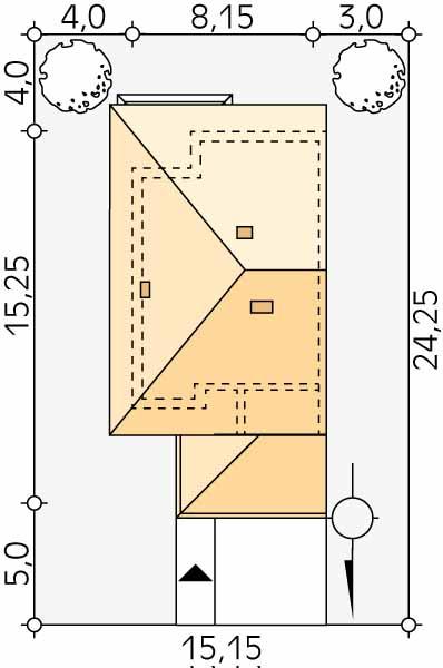 Планировка проекта 1-454