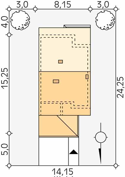 Планировка проекта 1-455