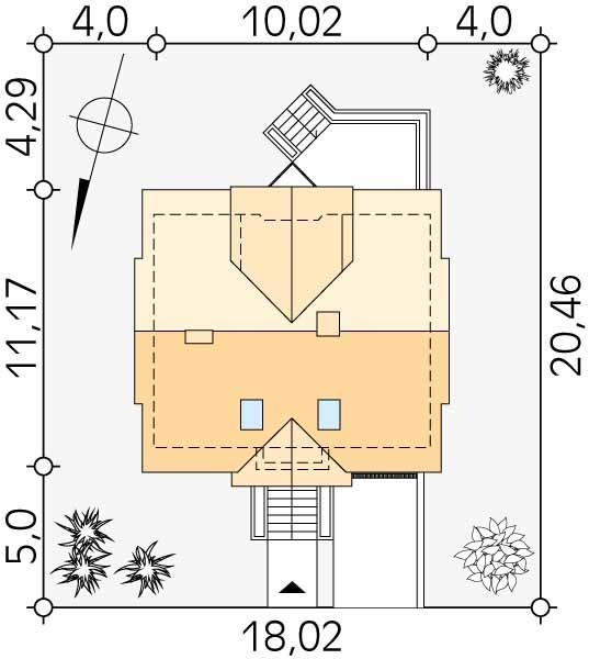 Планировка проекта 1-459