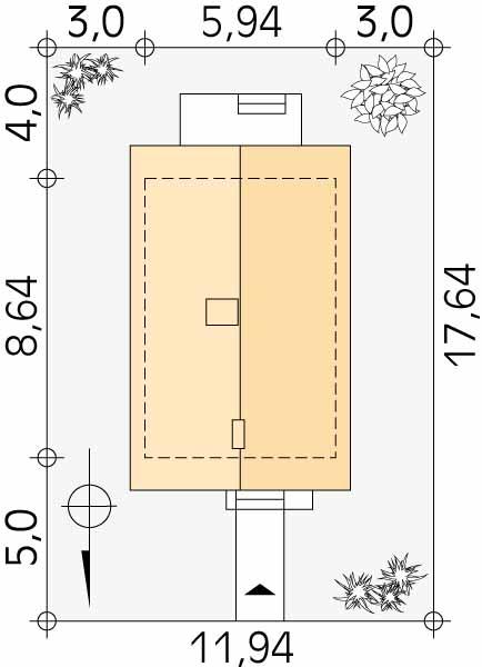Планировка проекта 1-488