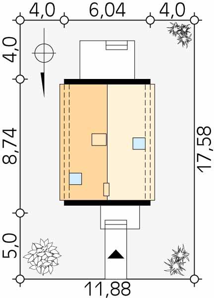 Планировка проекта 1-489