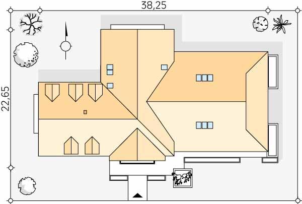 Планировка проекта 1-601