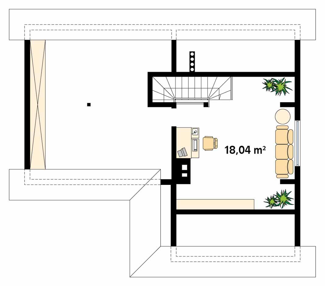 Планировка проекта 1-617