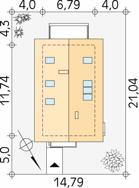 Планировка проекта 1-670