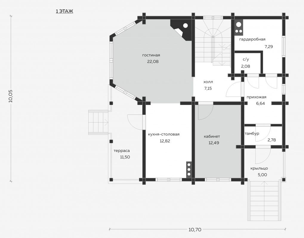 Планировка проекта 5-113