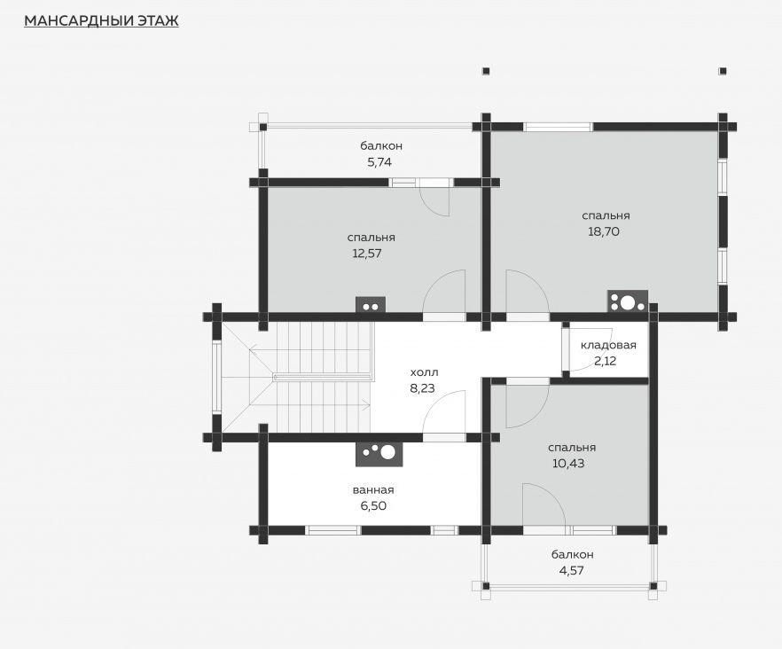 Планировка проекта 5-115