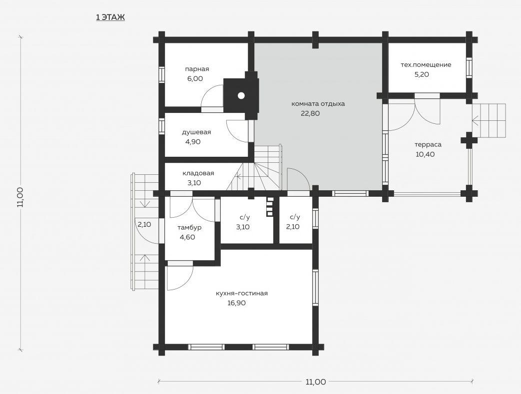 Планировка проекта 5-126