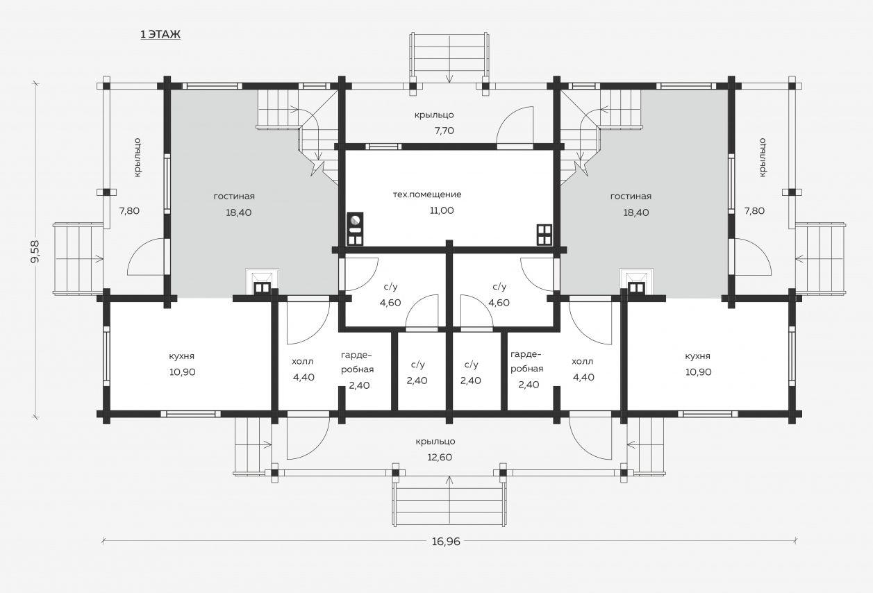 Планировка проекта 5-128