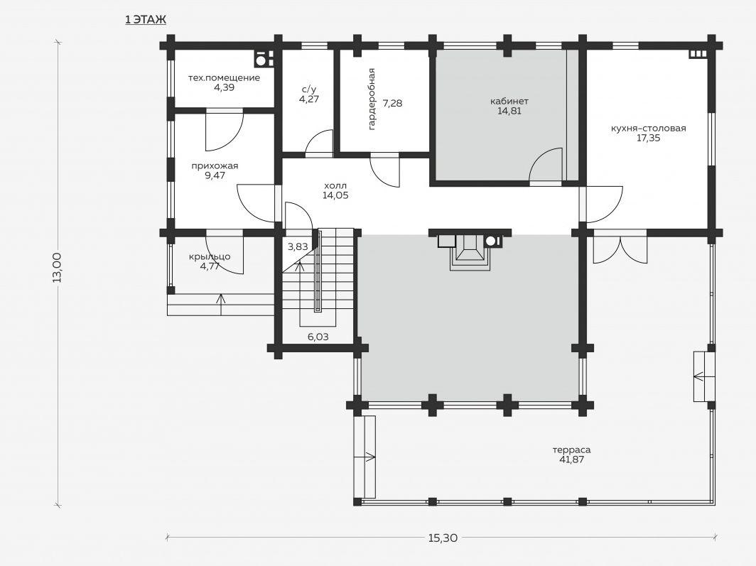 Планировка проекта 5-138