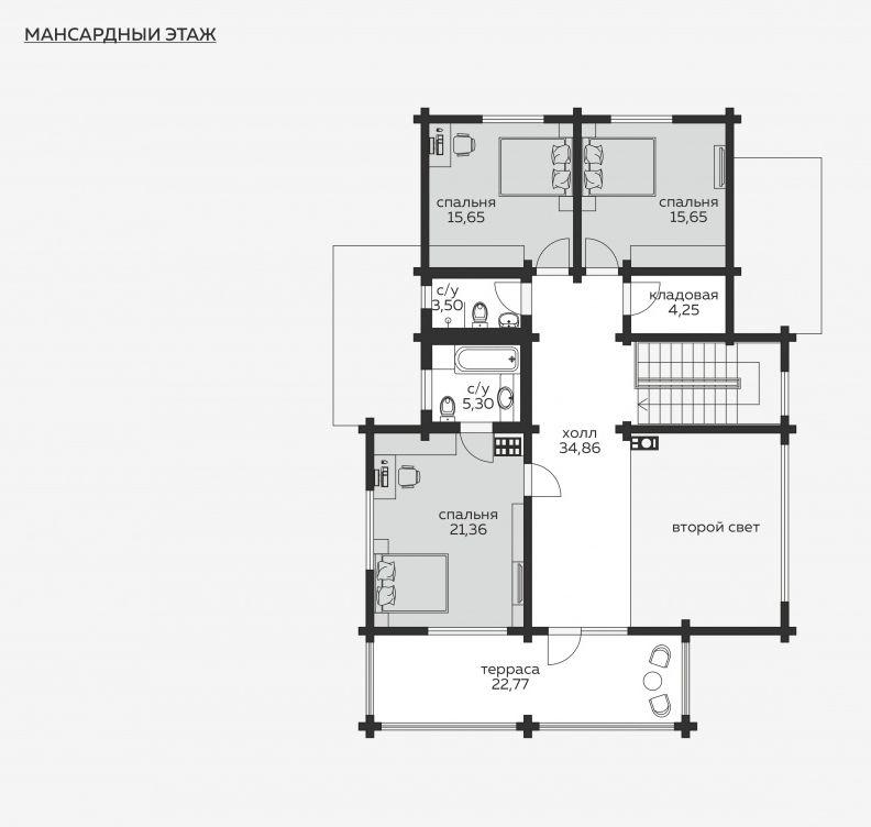Планировка проекта 5-144