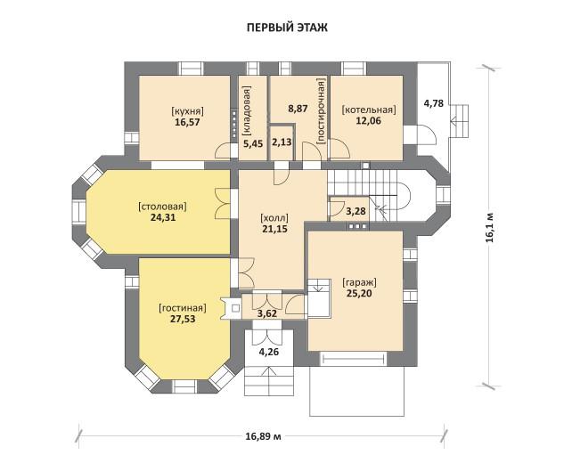Планировка проекта 5-151