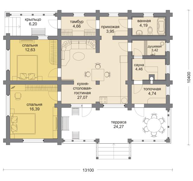 Планировка проекта 5-248