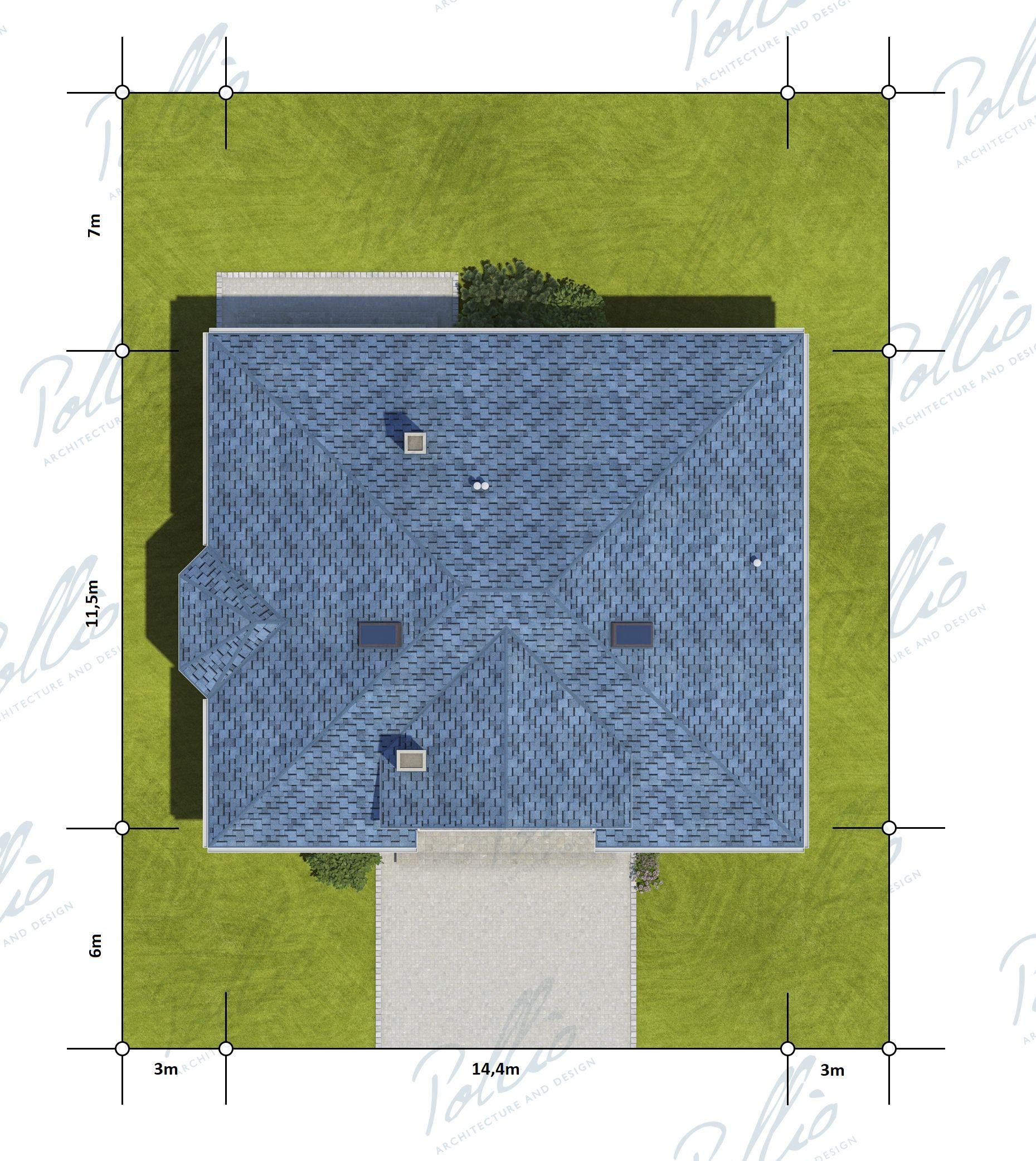 Планировка проекта X1b