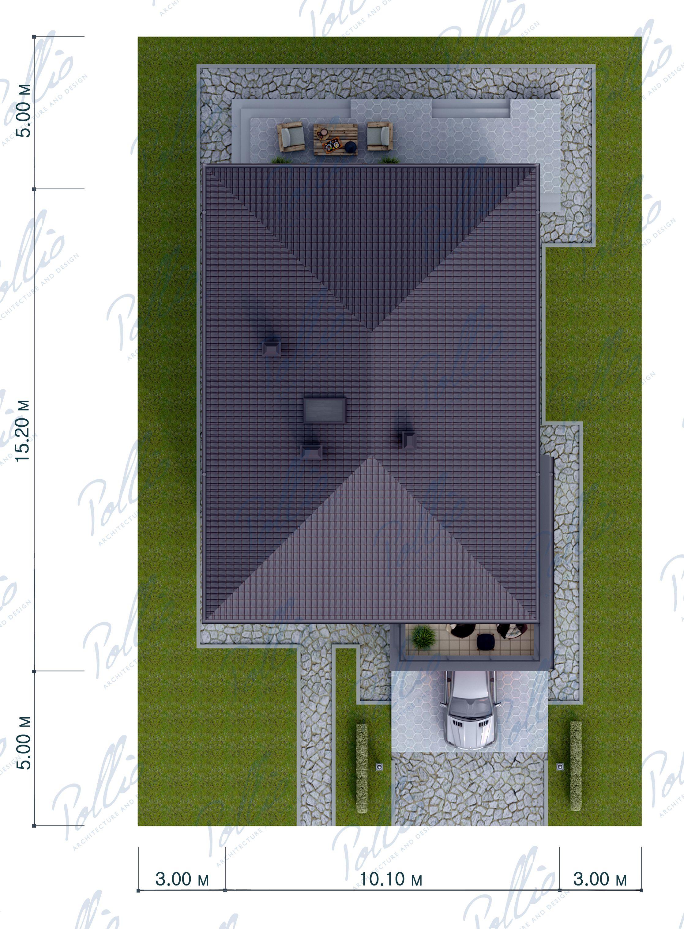 Планировка проекта X38