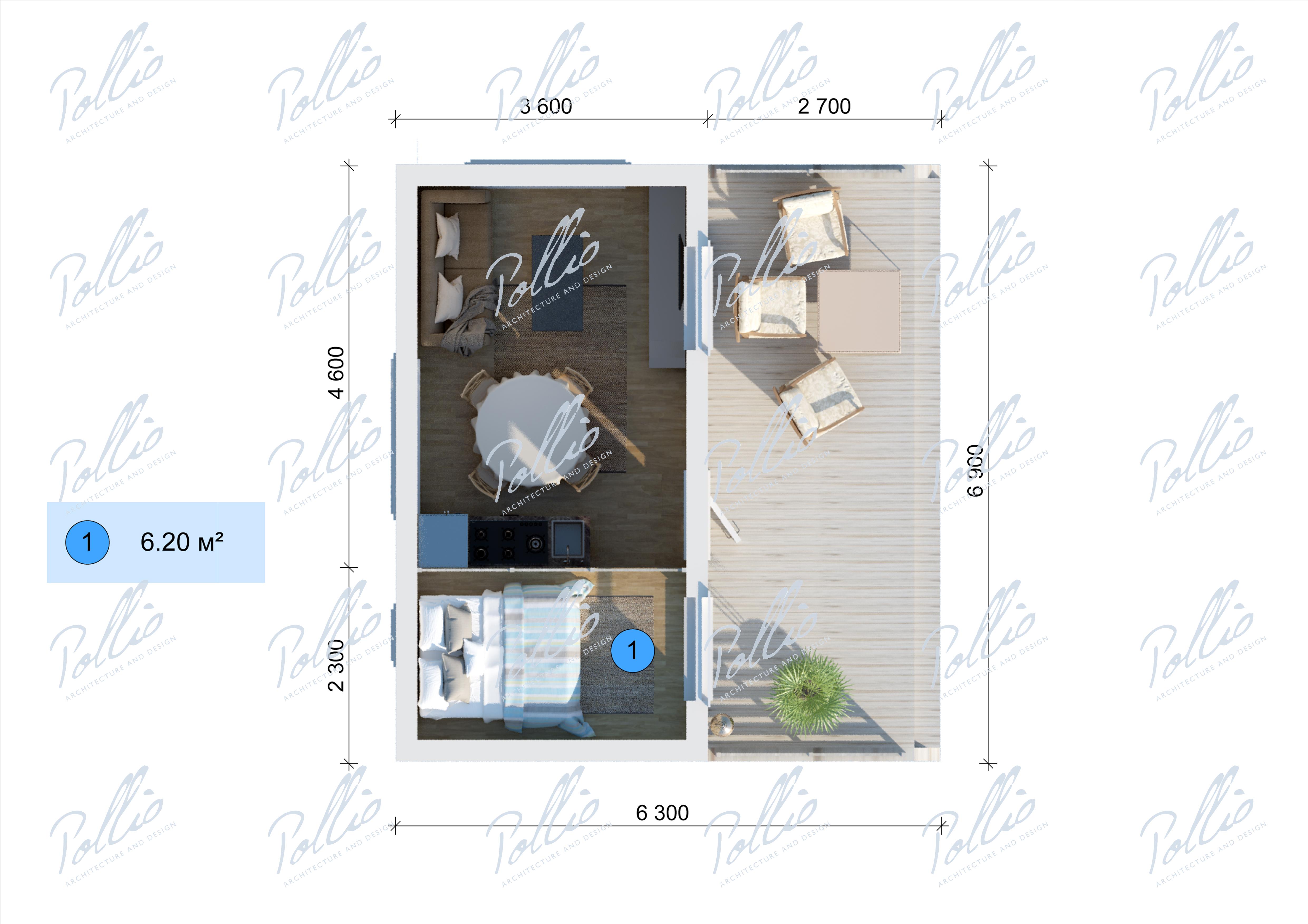 Планировка проекта x26