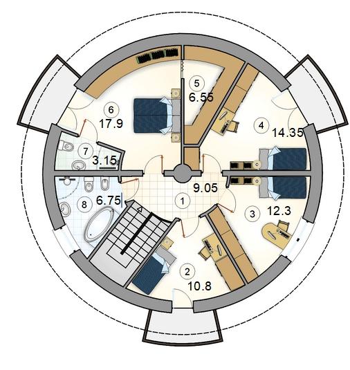 Планировка проекта D20
