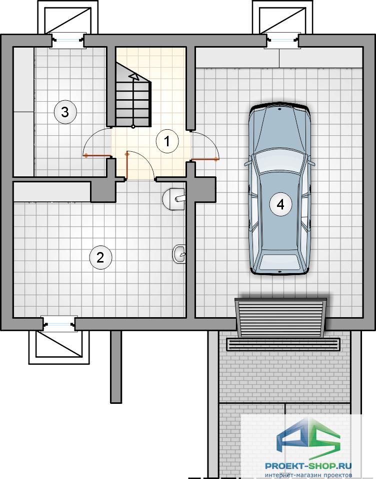Планировка проекта D27