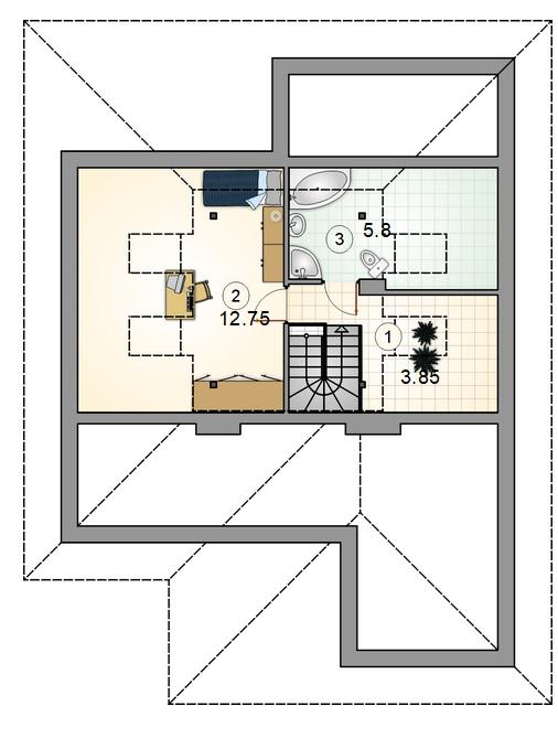 Планировка проекта D39