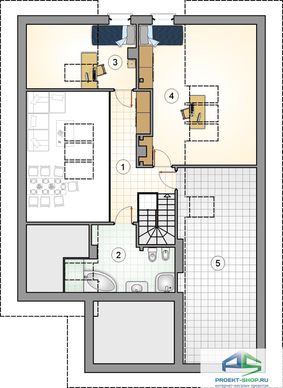 Планировка проекта D42