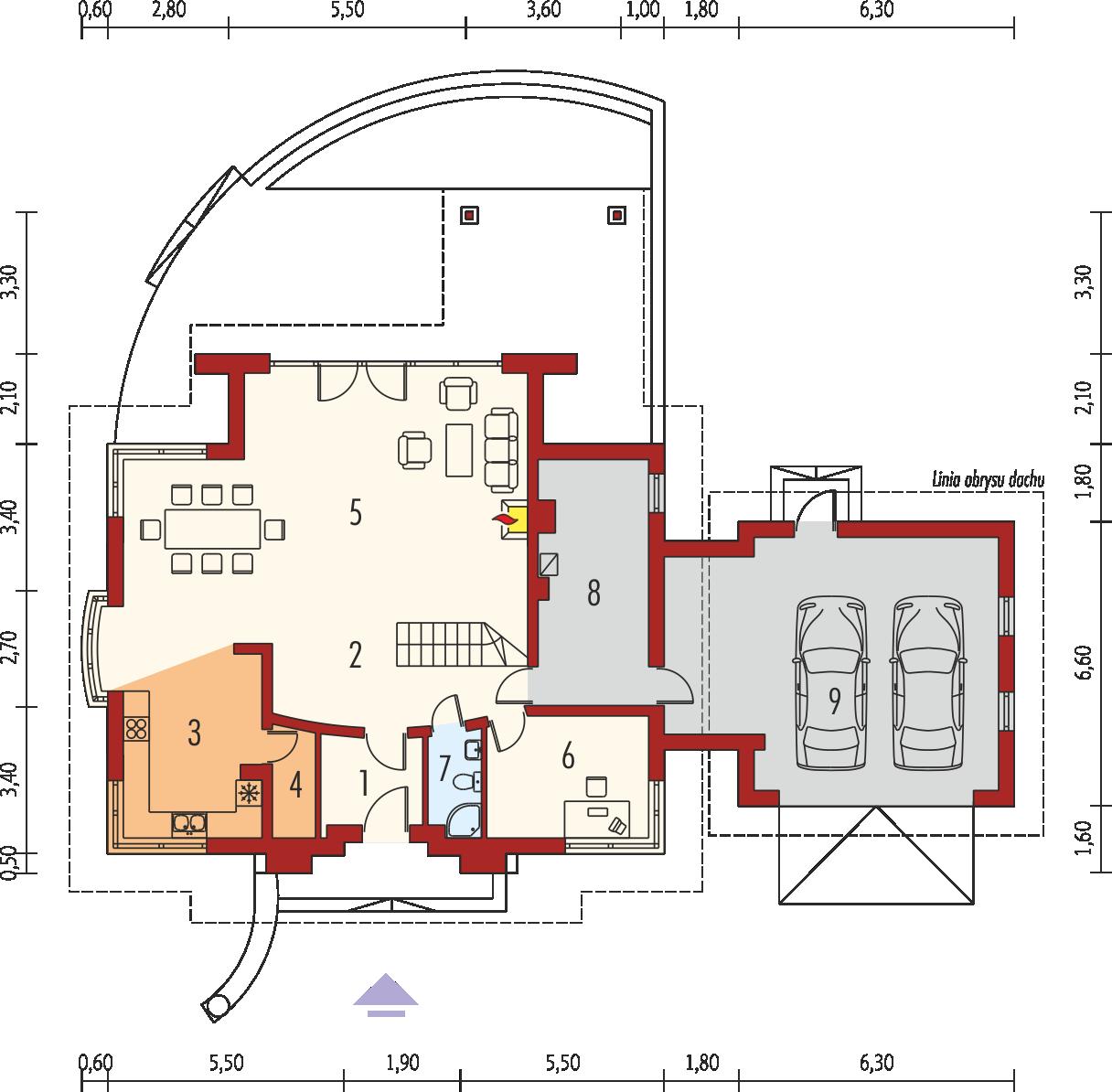 Планировка проекта 4-1008