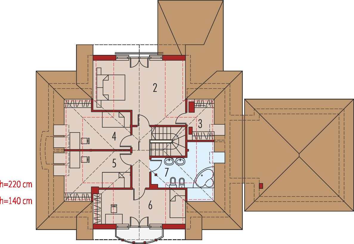 Планировка проекта 4-1009