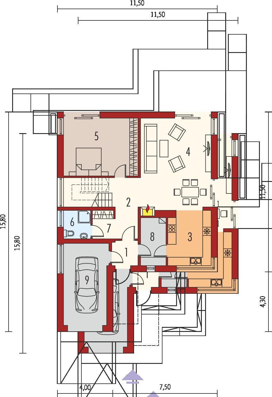 Планировка проекта 4-1011