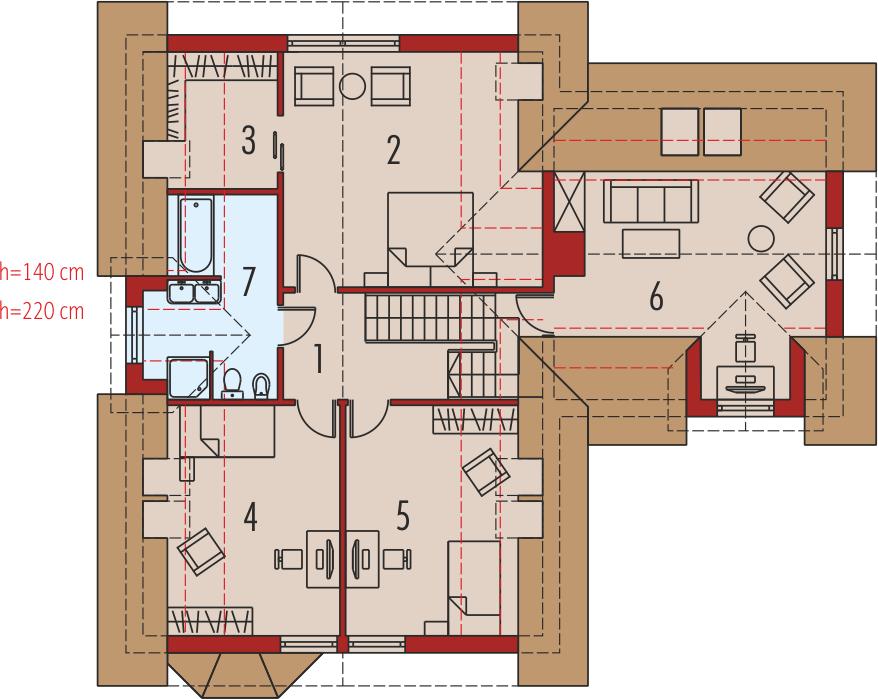 Планировка проекта 4-1016