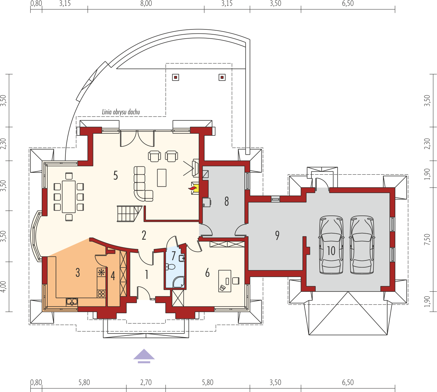 Планировка проекта 4-1018