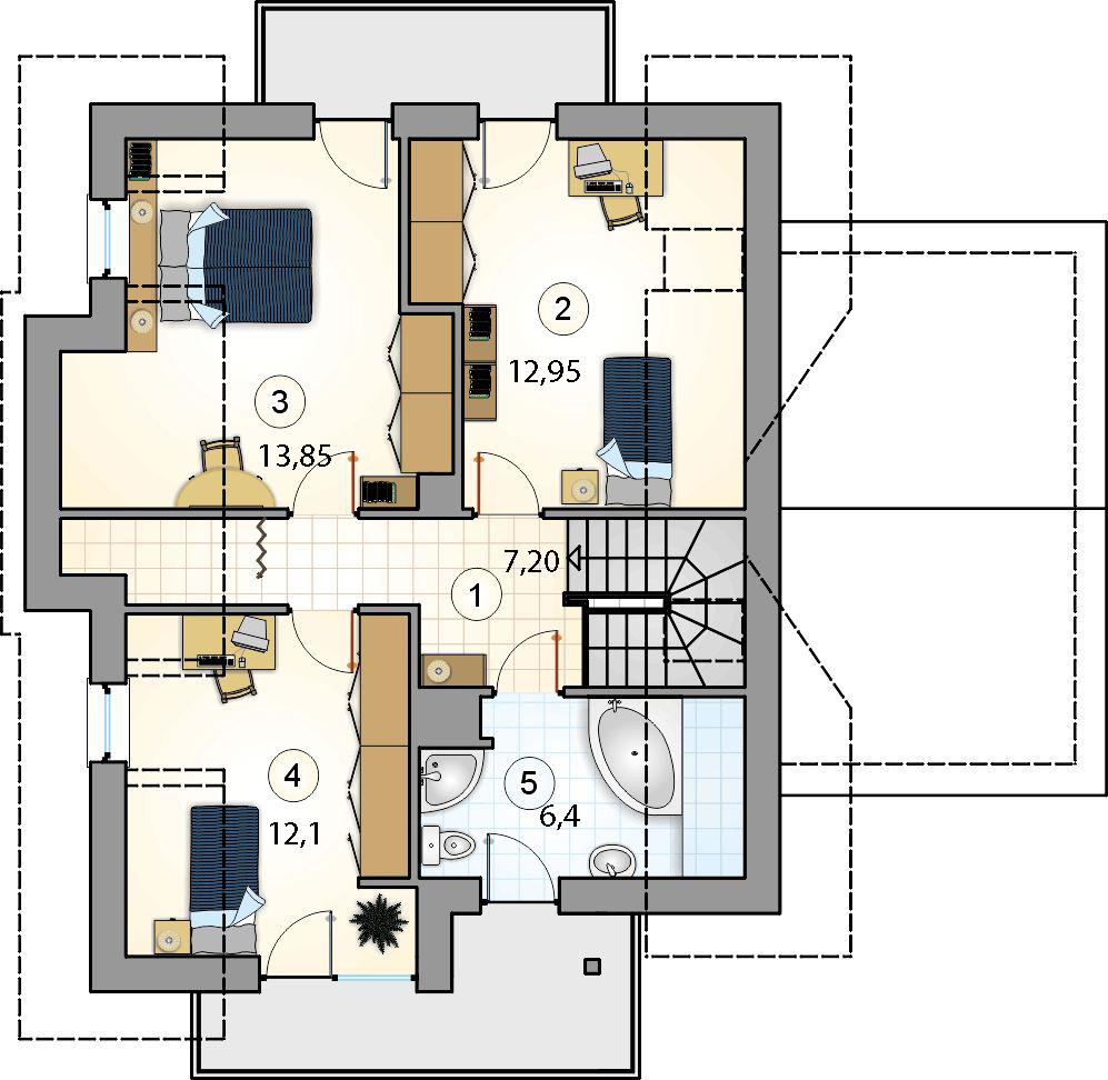 Планировка проекта 4-1056