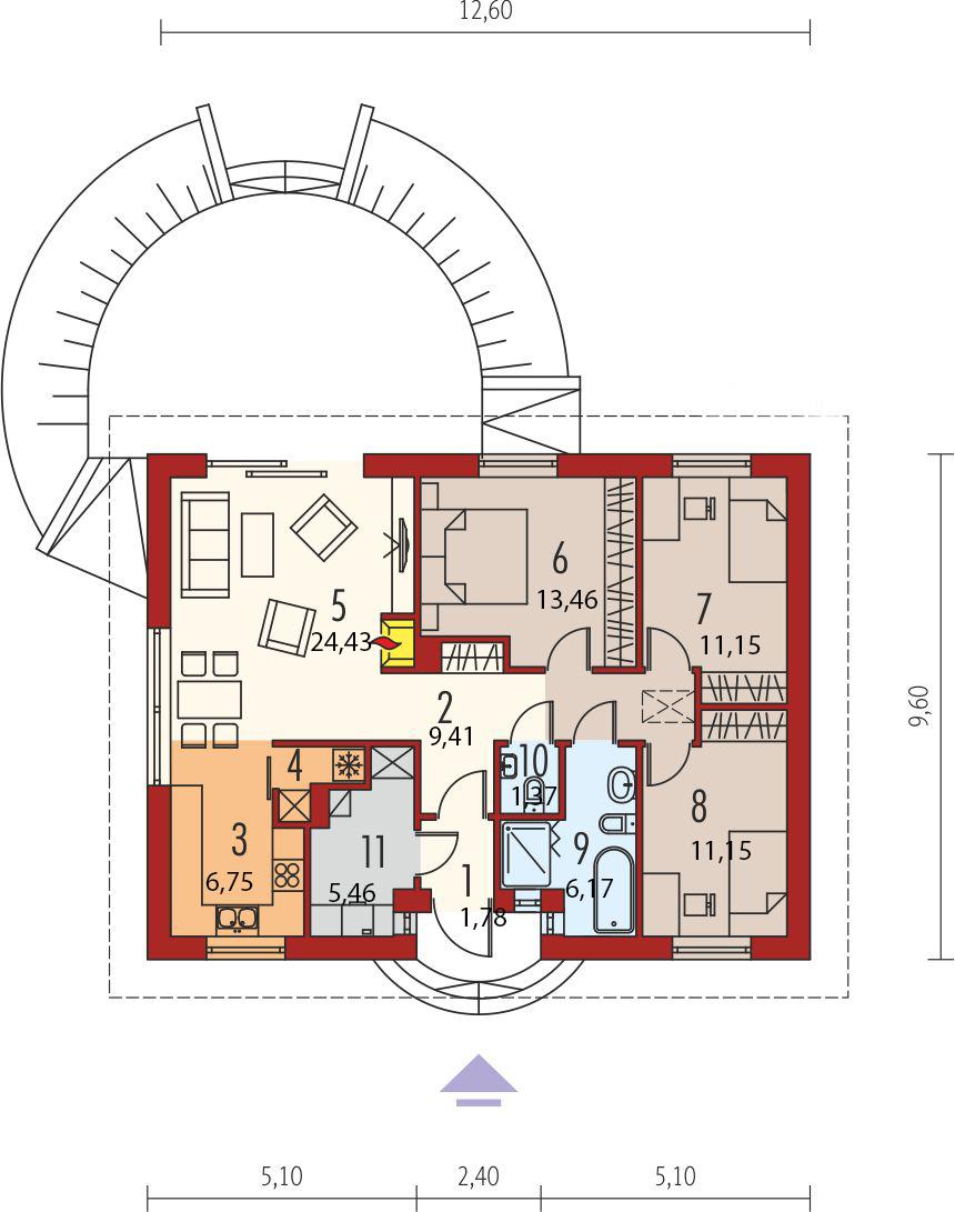 Планировка проекта 4-1092