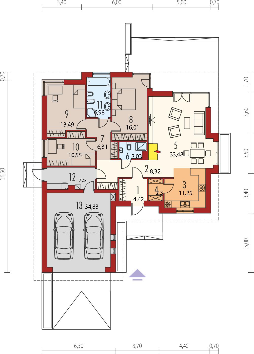 Планировка проекта 4-1094