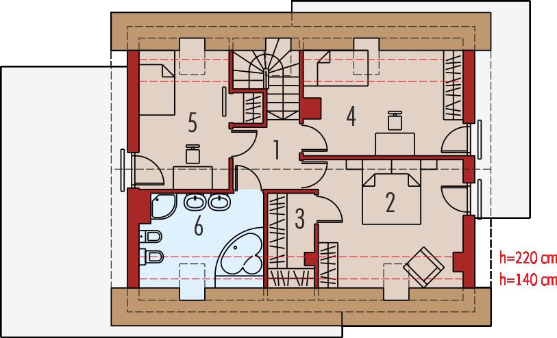 Планировка проекта 4-1095