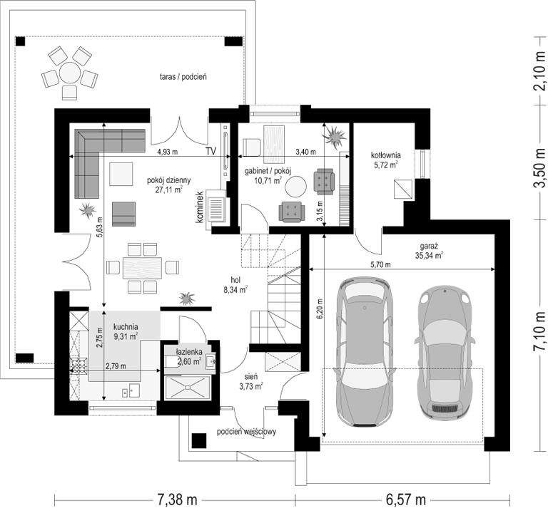 Планировка проекта 4-110