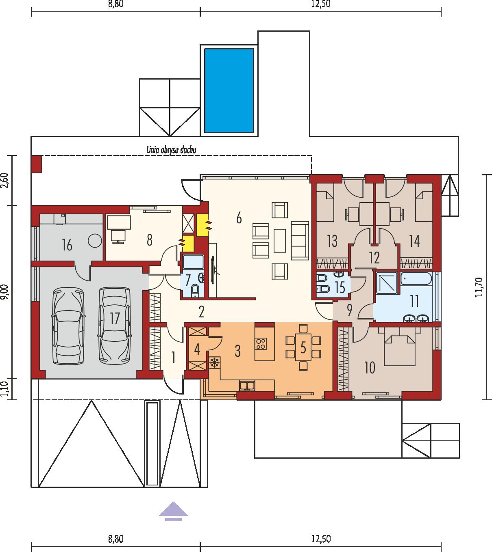 Планировка проекта 4-1116