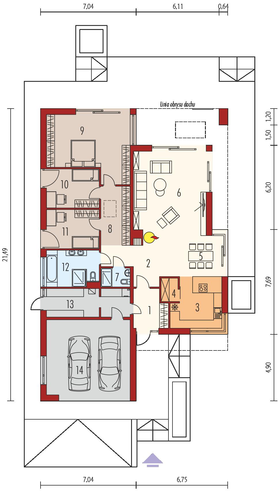 Планировка проекта 4-1130