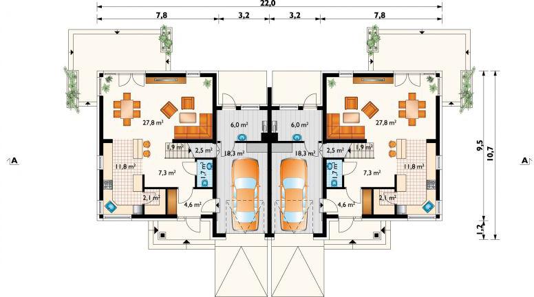 Планировка проекта 4-1475