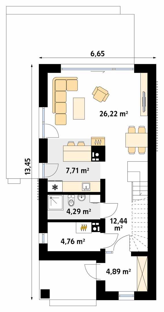 Планировка проекта 4-1687