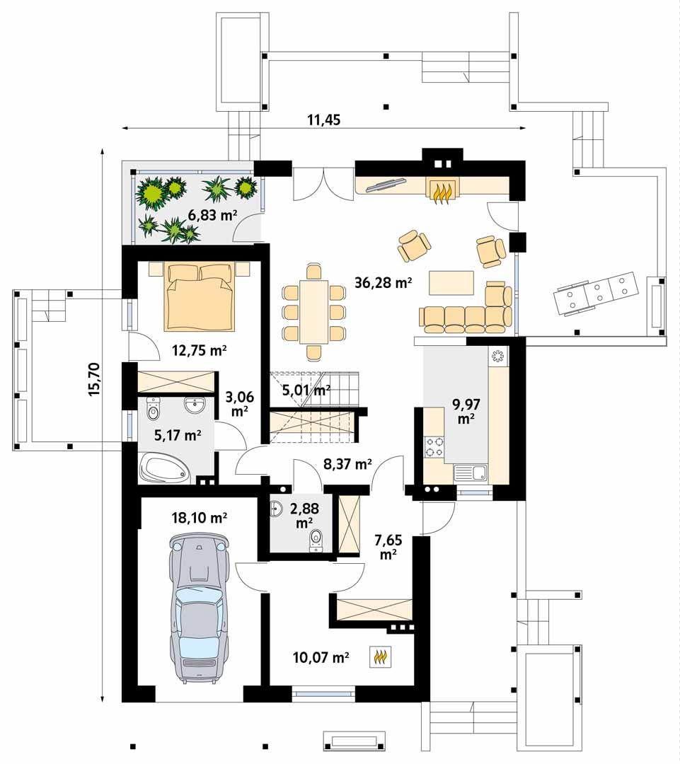 Планировка проекта 4-1739