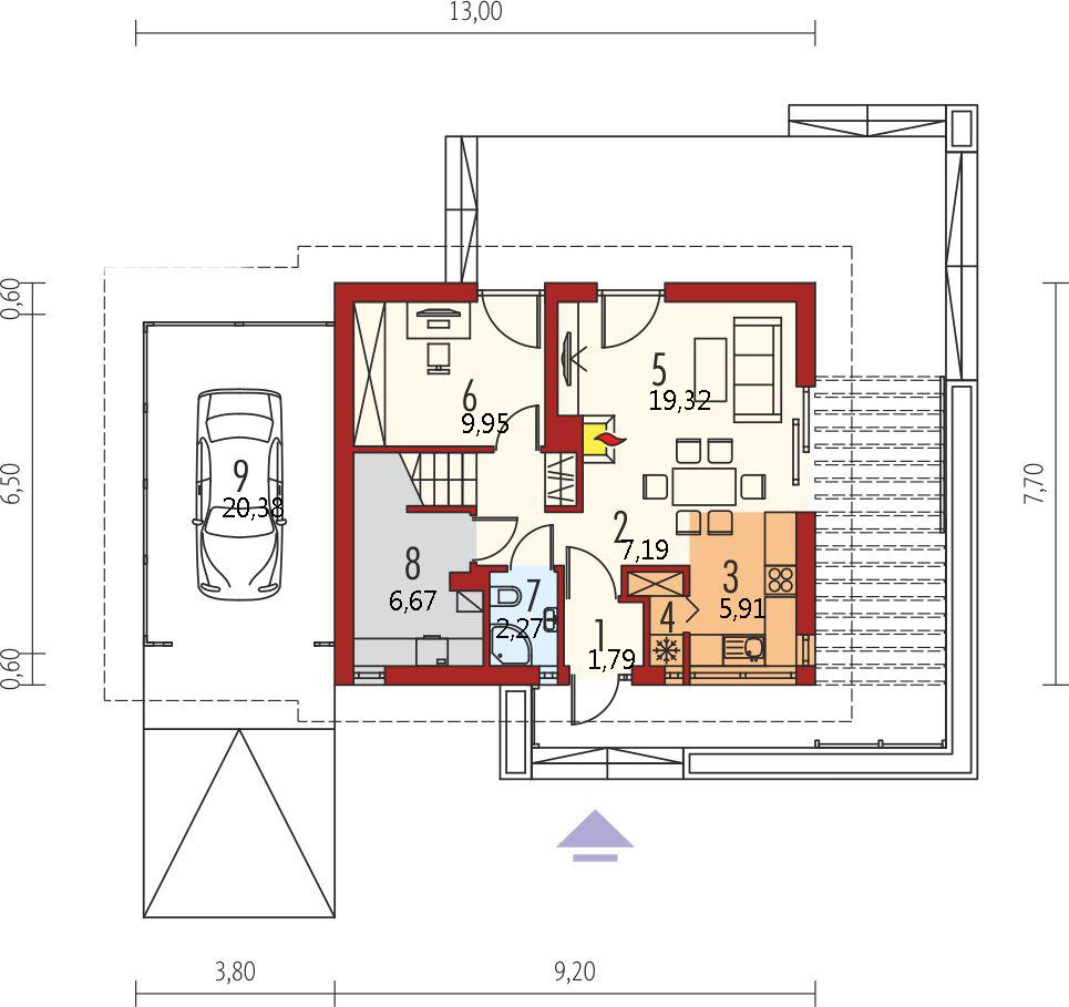 Планировка проекта 4-1757