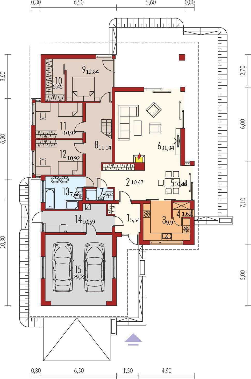 Планировка проекта 4-1796