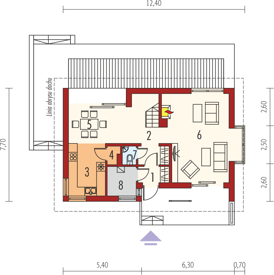 Планировка проекта 4-1800