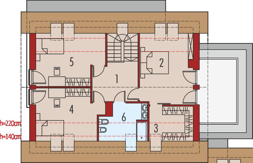 Планировка проекта 4-1803