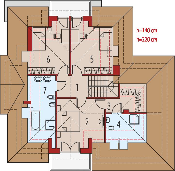 Планировка проекта 4-181