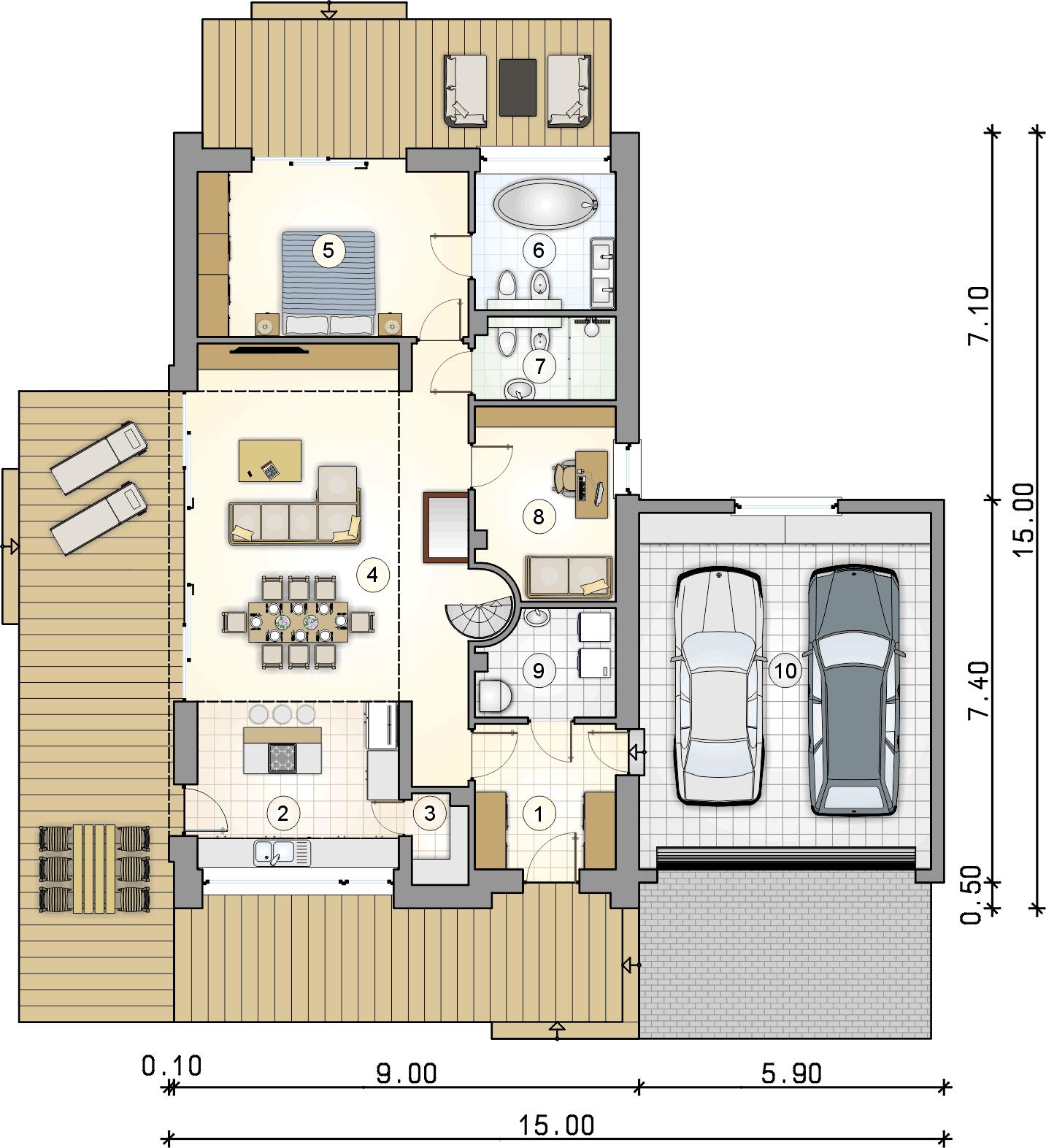 Планировка проекта 4-1814