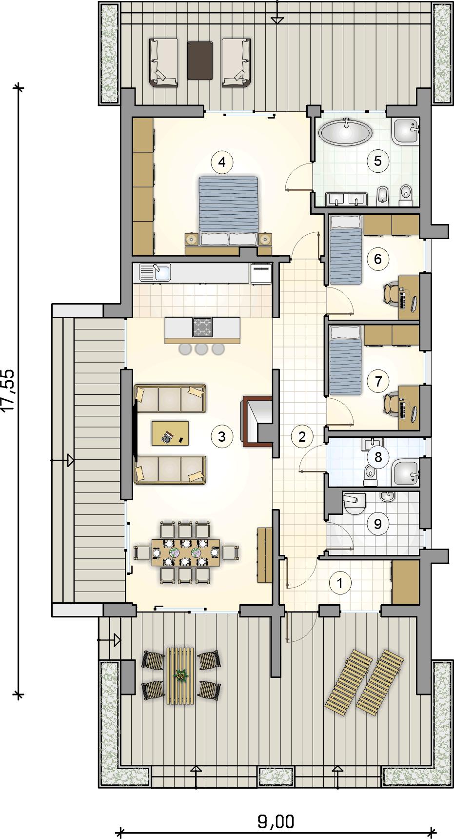 Планировка проекта 4-1819